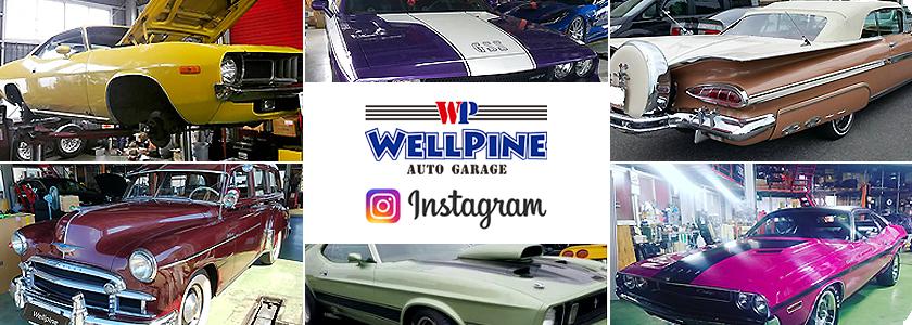 WELLPINE AUTO GARAGE Instagram